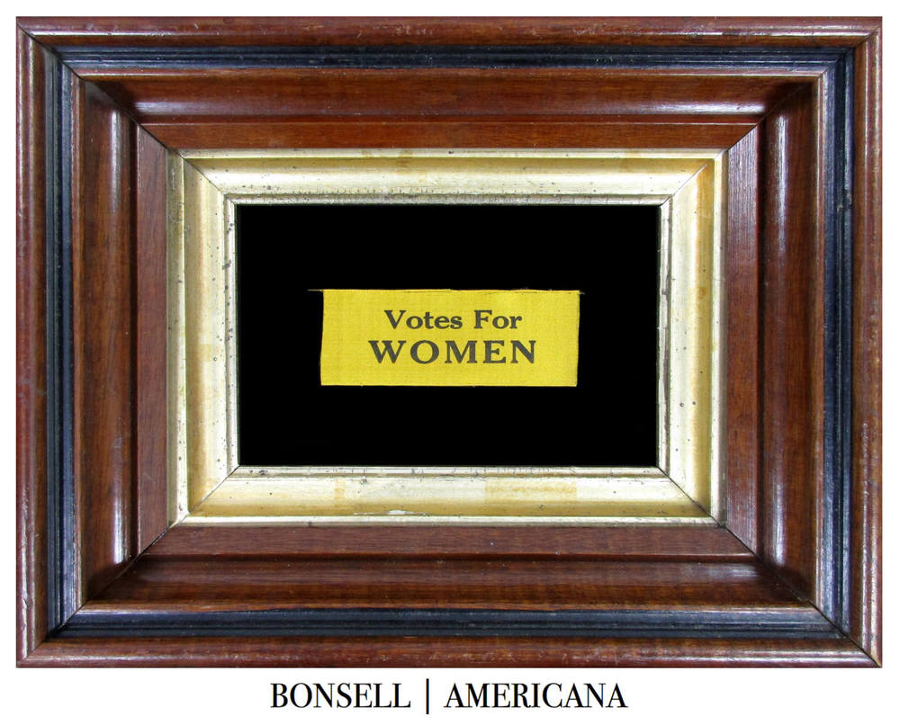 Antique Votes for Women Ribbon