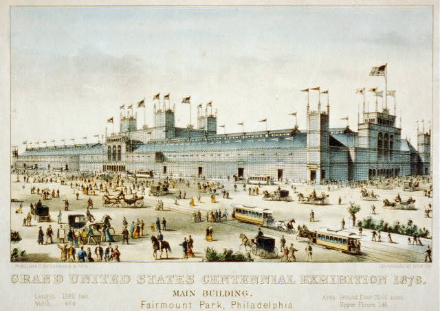 Centennial Exhibition | Circa 1876
