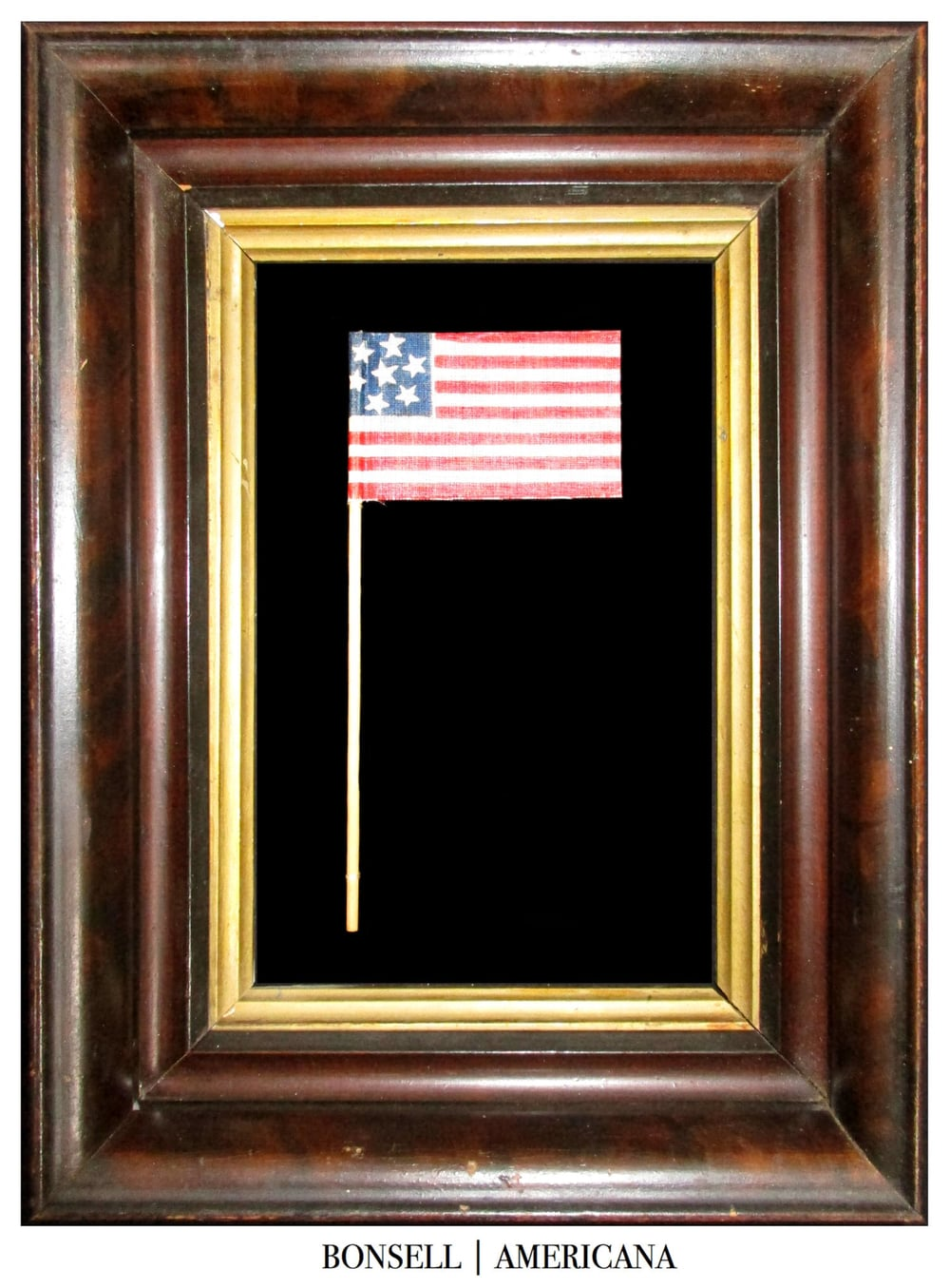 7 Star Antique Flag