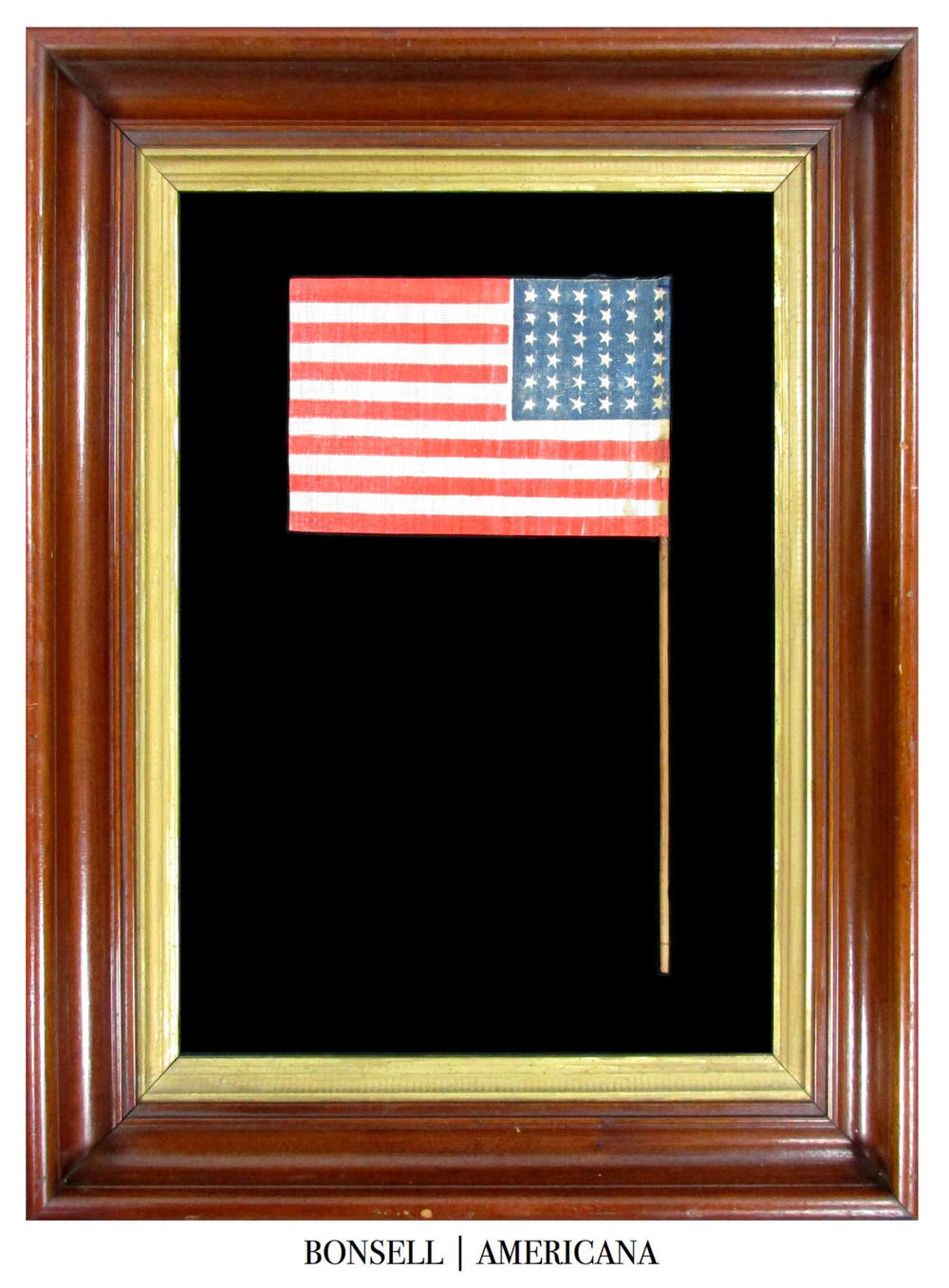 36 Star Antique US Flag