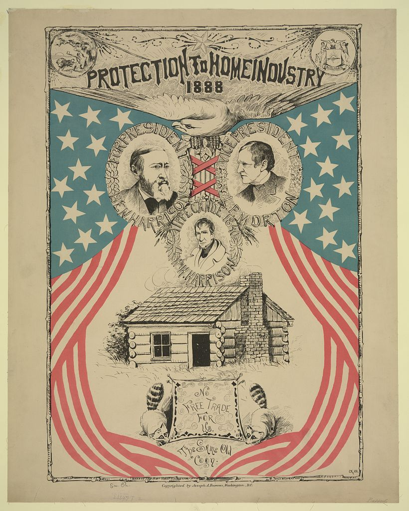 Protection to Home Industry | Circa 1888