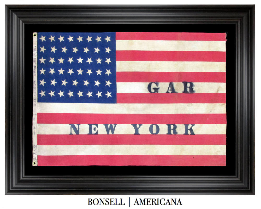 46 Star Antique Flag with GAR New York Overprint.jpg