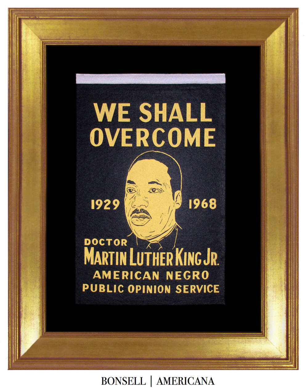 Martin Luther King Banner