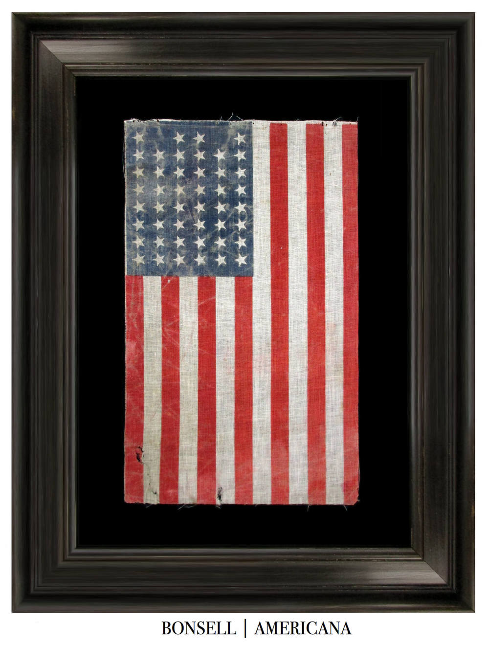Coming Soon: 46 Star Antique Flag with Notched Star Pattern