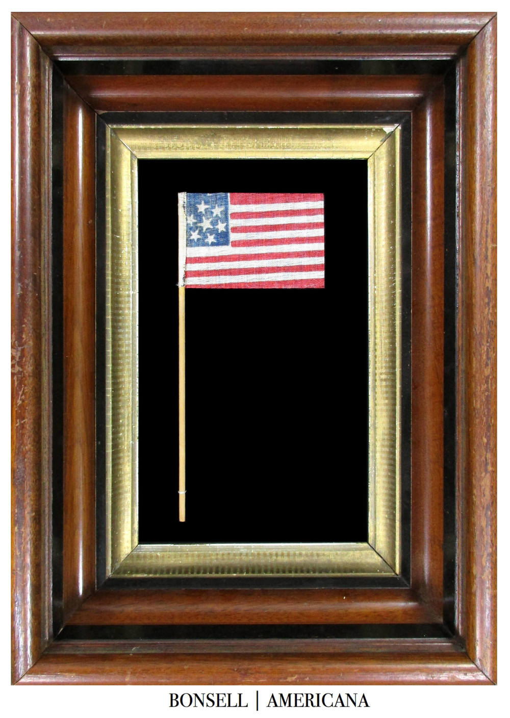 7 Star Antique American Flag