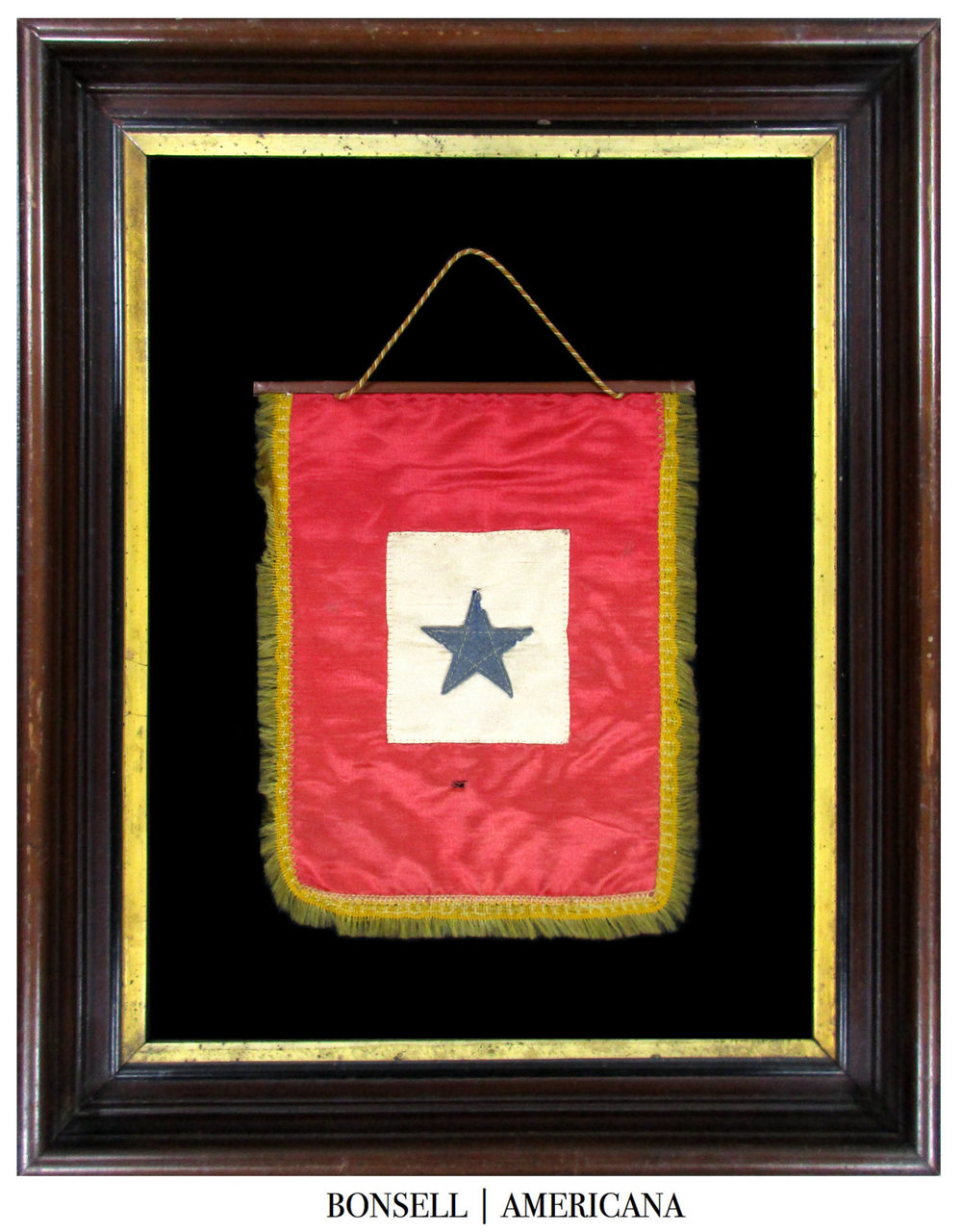 World War II Antique US Service Flag
