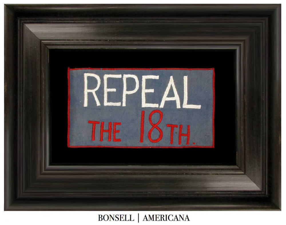 Repeal the 18th Amendment Prohibition Armband
