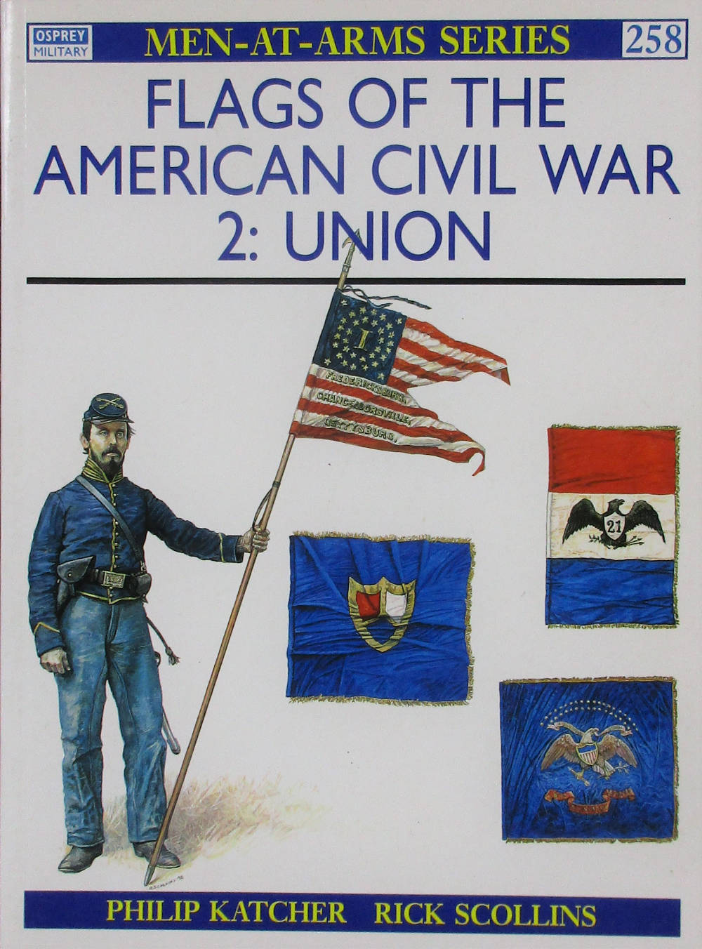 Flags of the American Civil War 2: Union