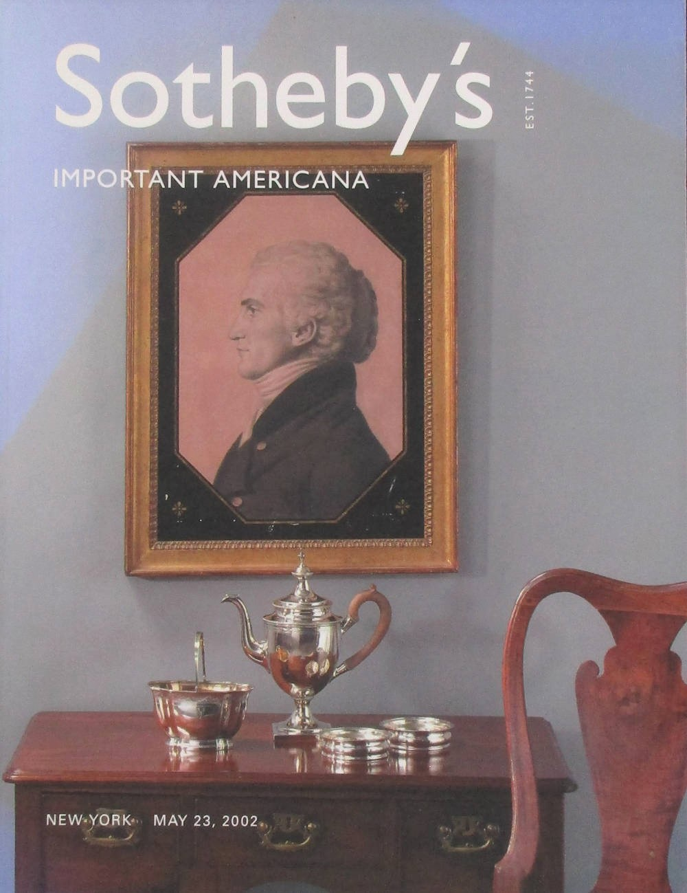 Sotheby's Important Americana Catalog - The American Flag Collection of Thomas S. Connelly