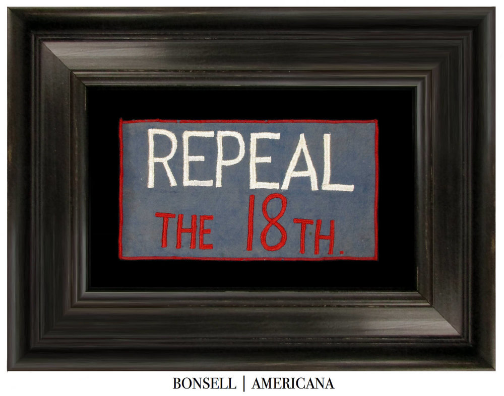 Repeal the 18th Prohibition Armband