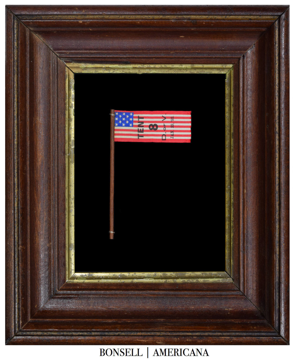 13 Star Daughters of Union Veterans Flag