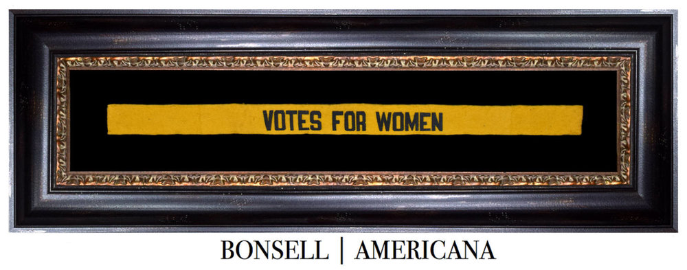 Antique Votes for Women Armband