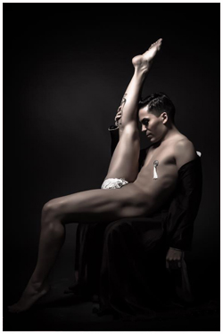 "Matt Finish  |  Mr. Exotic World King of Burlesque 2015  |  ""Flirty and Fit Body Toning with The King of Burlesque"""