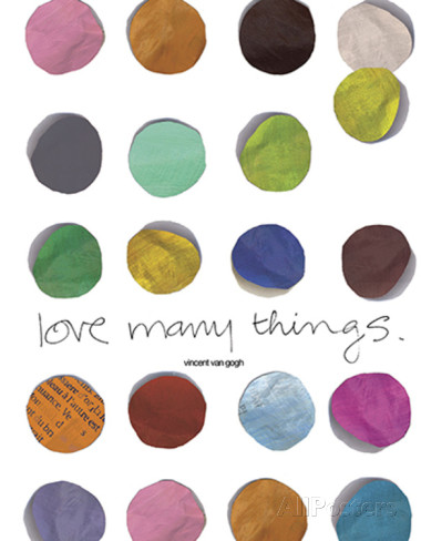 love many things