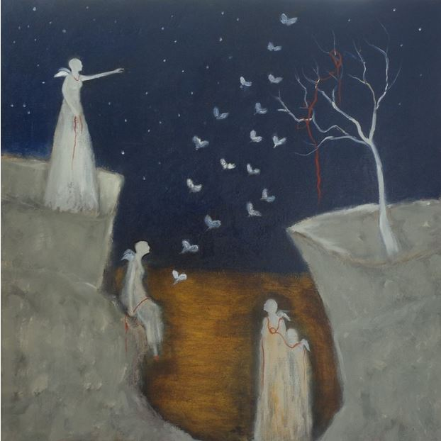 """""""The Rising"""" by Jeanie Tomanek"""
