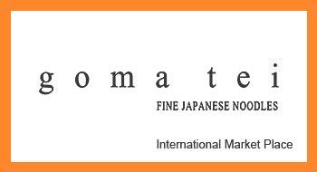 Goma Tei - International Market Place
