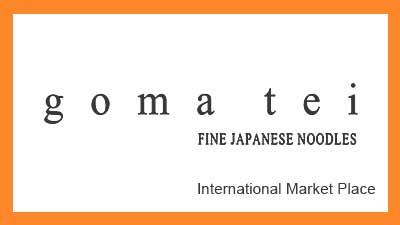 Goma Tei at International Market Place
