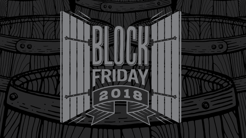 Block Friday 2018