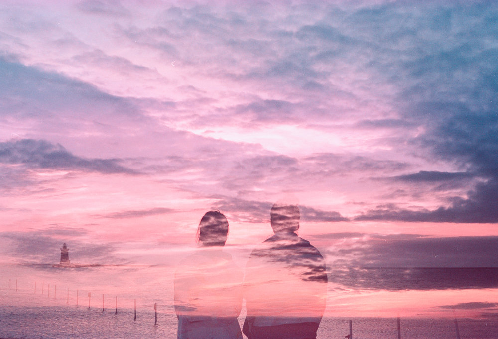In Swirling Sun // Rehoboth Beach, Delaware