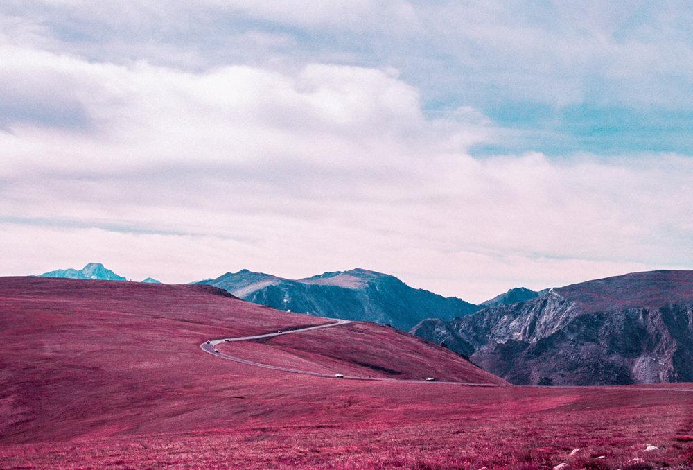 Red Velvet Roads