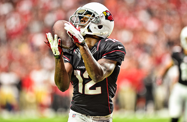 TJ's man-crush, John Brown, is a wide receiver with high-upside fantasy potential.