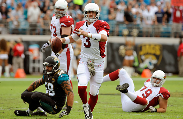 Arizona Cardinals QB Carson Palmer is a fantasy football must-add if available on waivers.