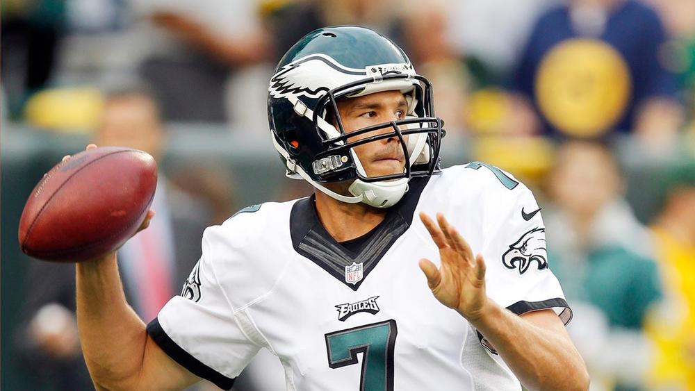 Eagles' QB Sam Bradford is on TJ's add list following NFL week 5.