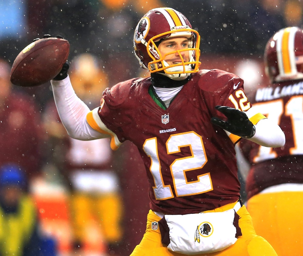 Kirk Cousins (Was - QB) is a Man Crush Monday following his performance in NFL week 16 and the entire last month of the fantasy football season.