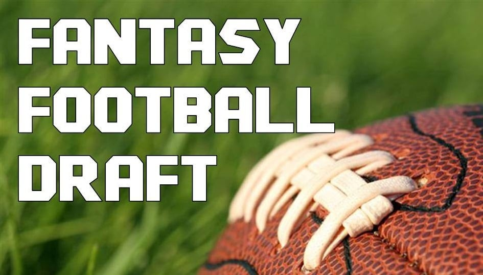 2015 Fantasy Football Perfect Draft.