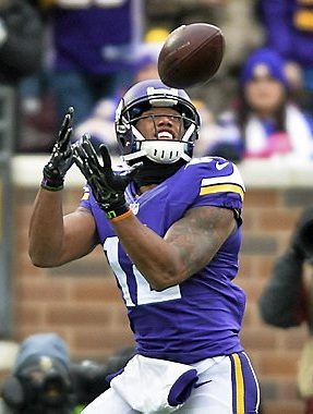 Minnesota Vikings Wide Receiver Charles Johnson is on the 2015 fantasy football Imperfect Draft.