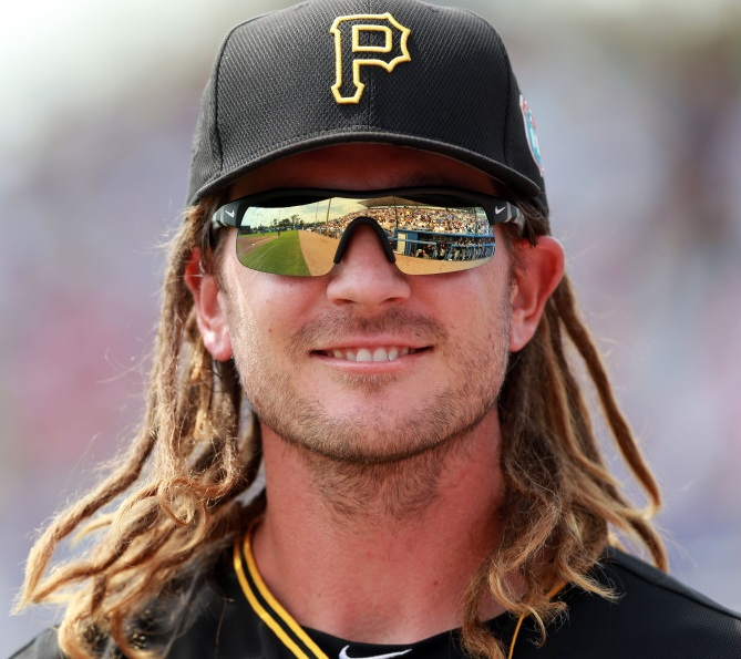 John Jaso (1B, PIt) is one of TJ's #MCM.
