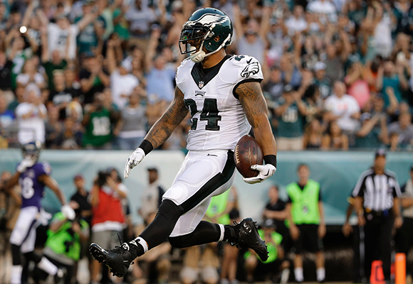 If you draft Ryan Mathews (RB-Phi) as a fantasy football RB3, you could be in for a pleasant surprise. If you draft him as an RB2, you could be in trouble.