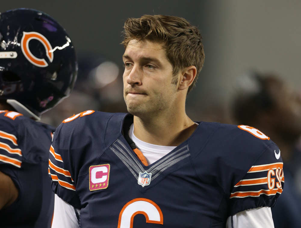 Jay Cutler (QB-Chi) is not a starting quarterback in 10- and 12-team, 1-QB fantasy football leagues.