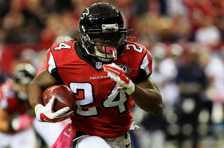 Devonta Freeman (RB-Atl) could lose a few touches to Tevin Coleman (RB-Atl) but will be a productive fantasy football running back in 2016.