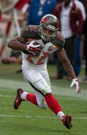 Doug Martin (RB-TB) finished as a top fantasy football running back in 2015 and should have a strong 2016 season.