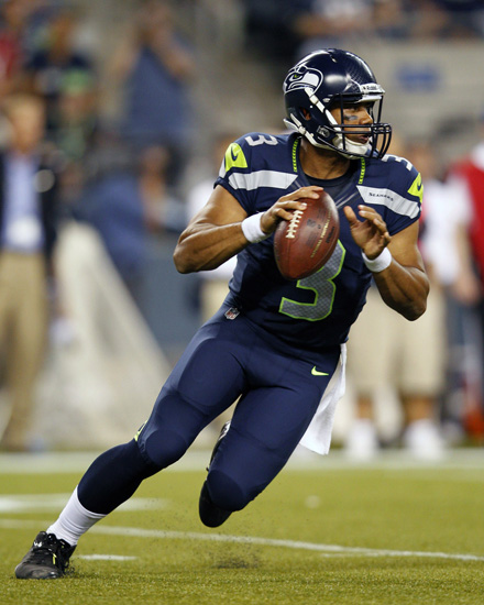 Russell Wilson (QB-Sea) is a top-5 fantasy football quarterback for 2016.