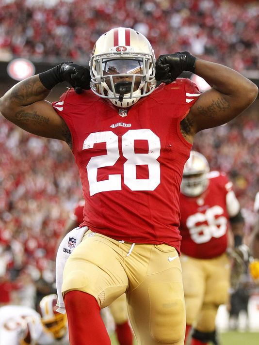 Carlos Hyde (RB-SF) has a good chance to outperform his 2016 fantasy football average draft position (ADP).