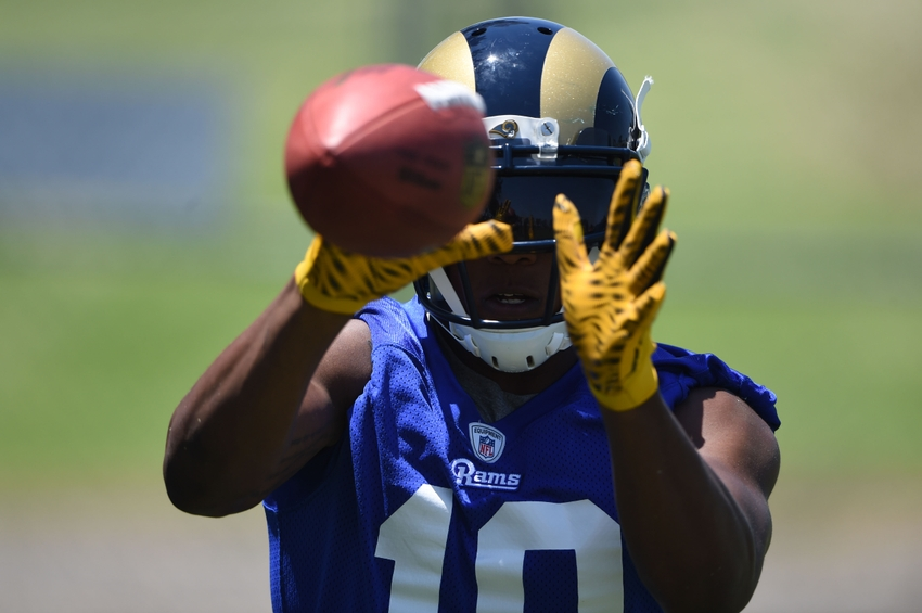 Pharoh Cooper (WR-LAR) has the tools to be an elite wide receiver, but not in 2016 and not in the Rams offense