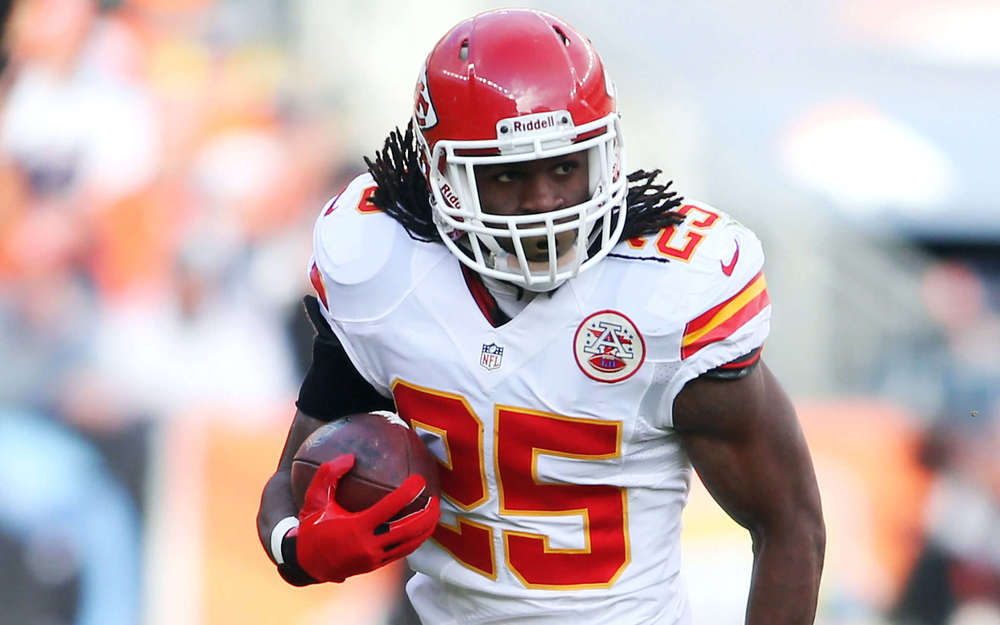 Jamaal Charles (RB-KC) should be healthy for the 2016 fantasy football season and should provide value in the second or third round.