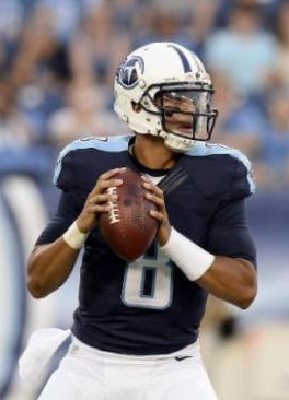 Marcus Mariota (QB-Ten) is an exciting young quarterback who is a low-end QB1 or streaming option for the 2016 fantasy football season.