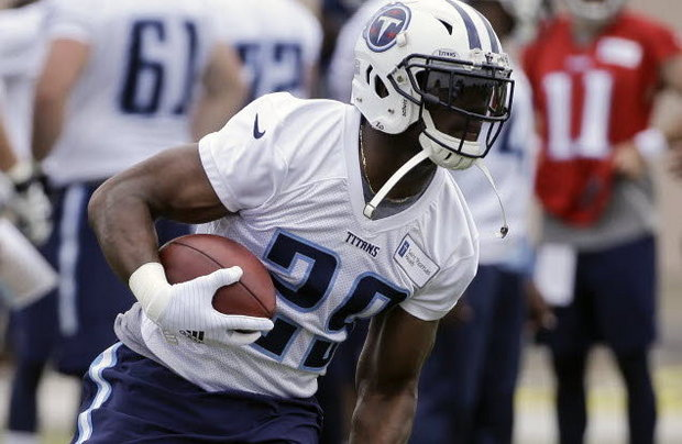 DeMarco Murray (RB-Ten) is a risky draft choice in 2016, but he has the potential to be a solid RB2.