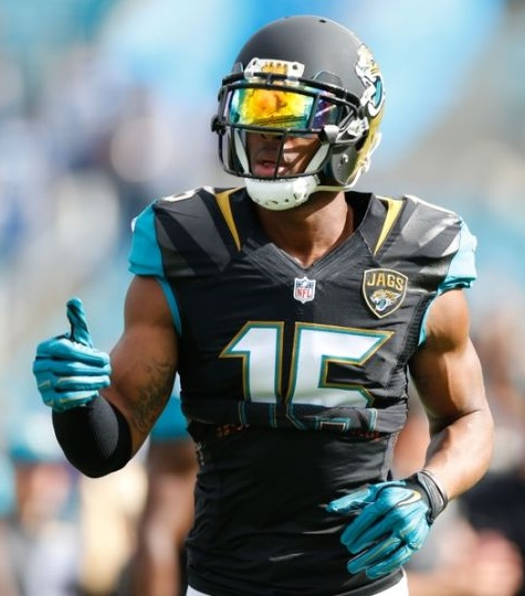 Allen Robinson (WR-Jax) is one of the best young wide receivers in the NFL. He was a fantasy football stud last season and will be again in 2016.