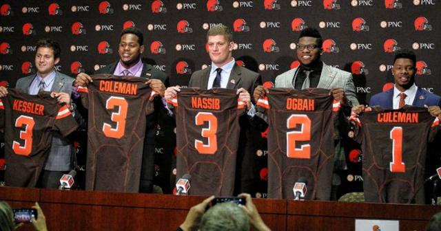 The Cleveland Browns 2016 draft class should make the team better for years to come.