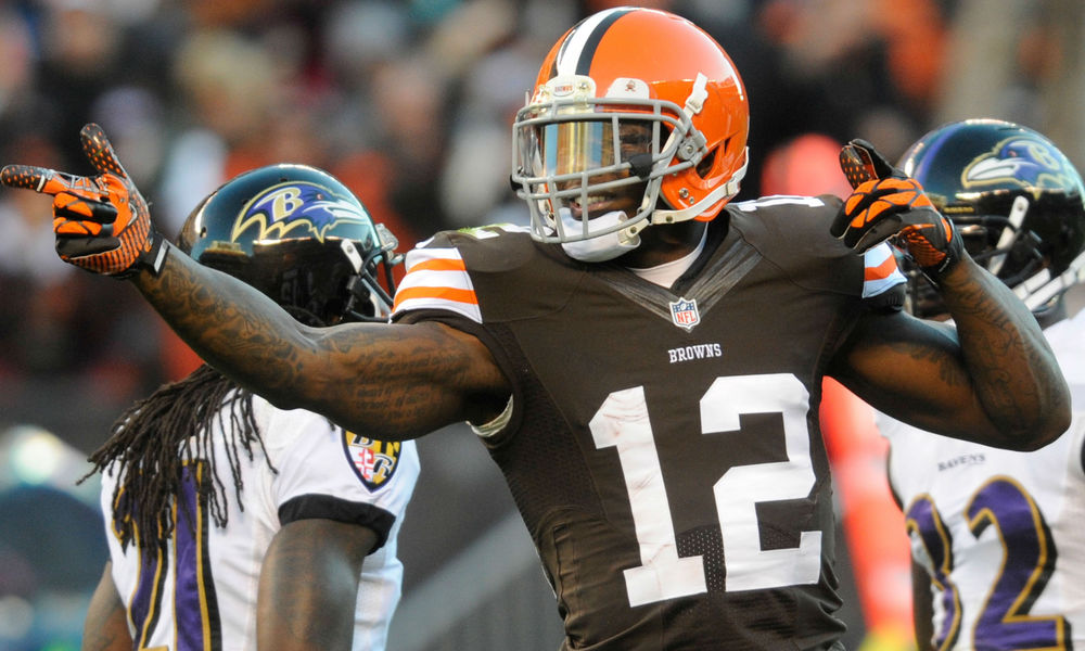 Josh Gordon (WR-Cle) is a boom or bust option for the 2016 fantasy football season.