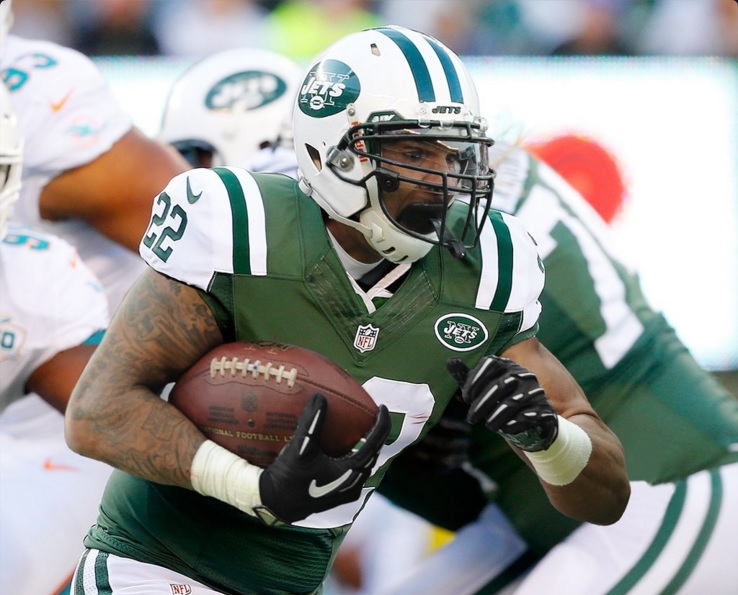 Matt Forte (RB-NYJ) is a potential bust this 2016 fantasy football season.