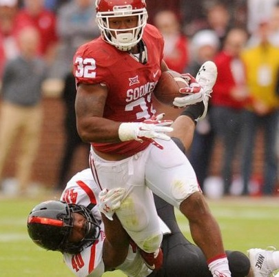 Samaje Perine (RB-Was) was drafted by the Washington Redskins in the 4th Round of the 2017 NFL Draft.