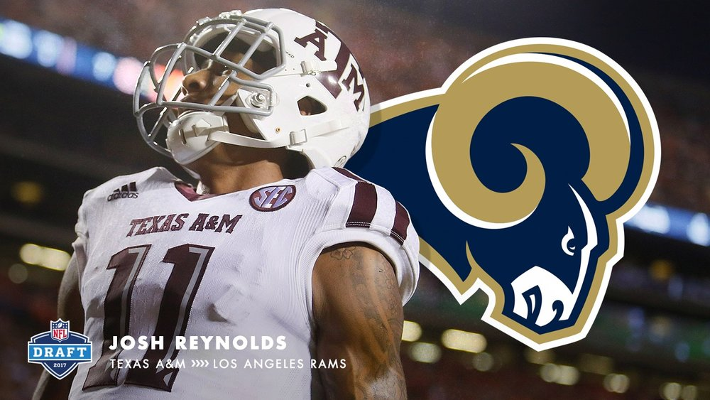 Josh Reynolds (WR-LAR) could be the playmaker the Rams have needed at wide receiver for a long time.
