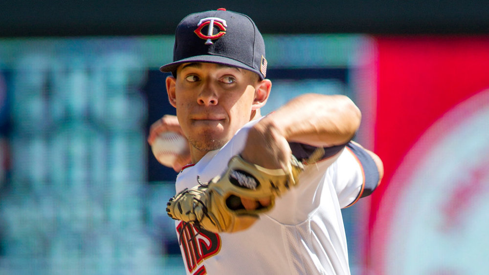 Berrios was called up for the Twins and spun a gem