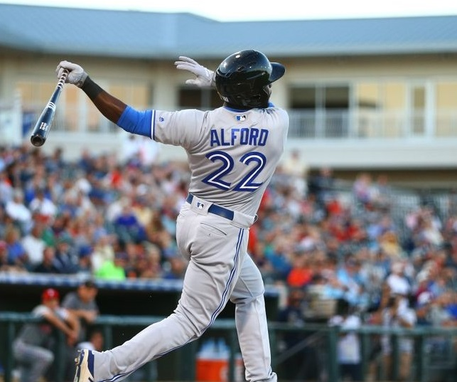 A look at the fantasy value of Toronto Blue Jays prospect Anthony Alford.
