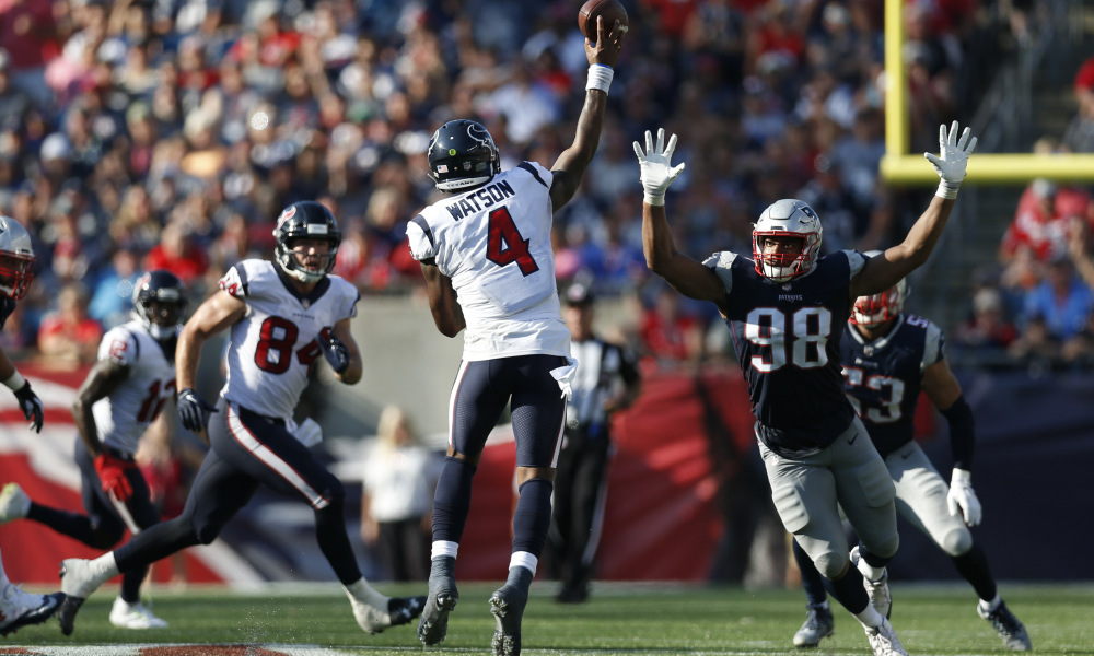 Even in loss, Texans fans should feel hope that they have found the Quarterback of the future in Deshaun Watson.